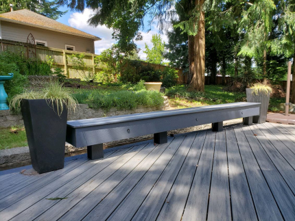 Custom-Decks-Built-in-Benches-Sammamish-Washington