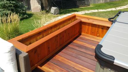 Custom-Decks-Wood-Planters-Greenwood-Village-Colorado