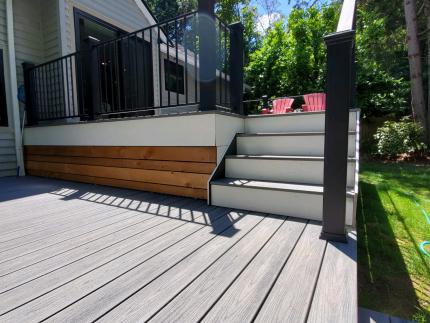 Custom-Decks-Wood-Skirting-Kenmore-Washington