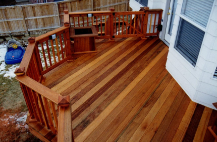 Custom-Decks-variations-of-mahogany-deck-Castle-Rock-Colorado